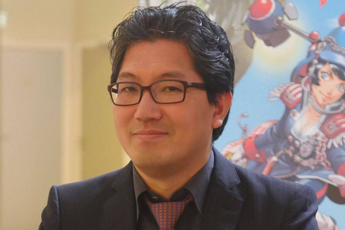 Sonic Creator Yuji Naka Has Joined Square Enix