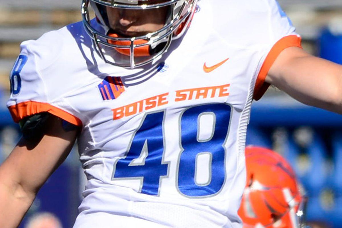 NCAA FOOTBALL: NOV 27 Boise State at San Jose State