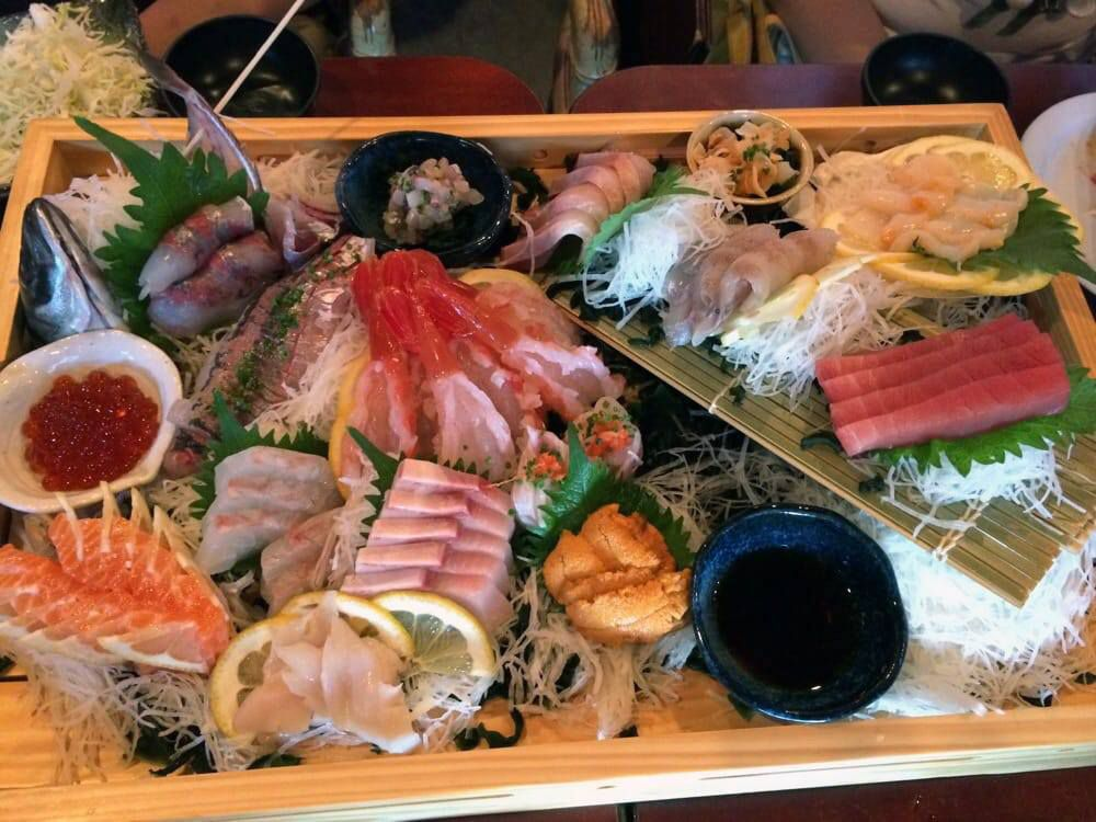 Naked Fish's Sushi & Grill