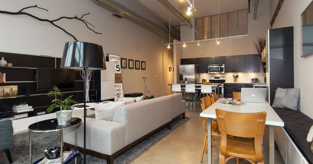 Stylish Ground Floor Loft At Willy S Asks 449k Curbed