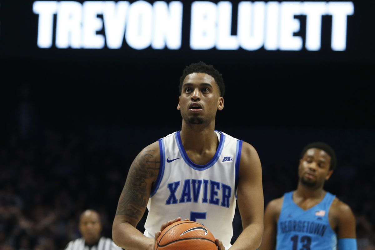 Bracketology 2018  Xavier would be No. 1 seed over Duke 42f971615