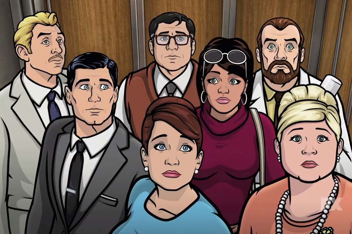 archer s 10th season will be its last polygon