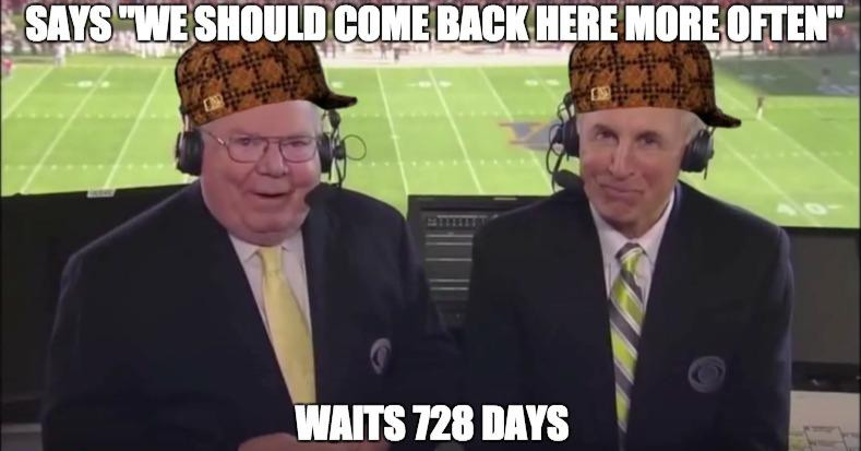 Scumbag Verne and Gary