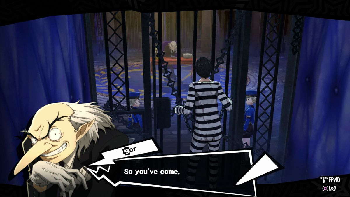 Persona 5 Pre Review 20 Hours With The Most Stylish Game