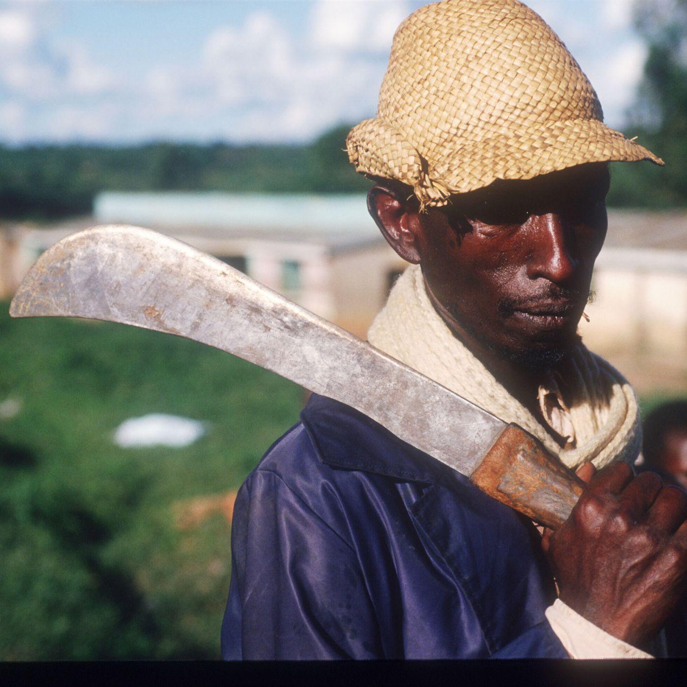 Rwandan genocidemac