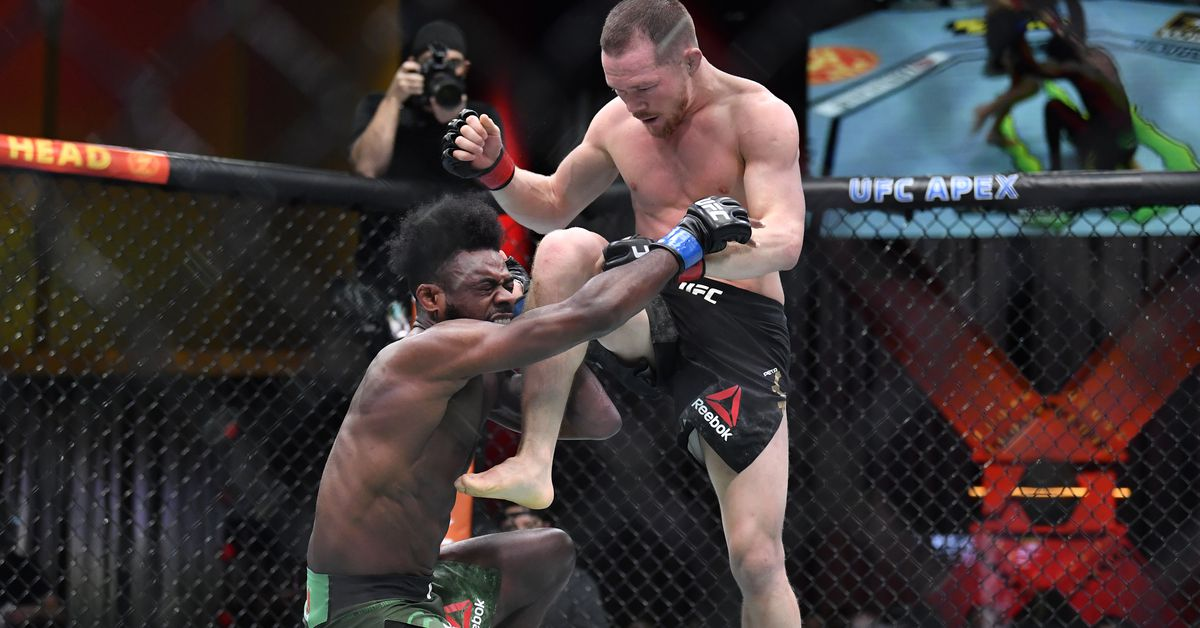 Aljamain Sterling responds to Russian trolls, John McCarthy and fighter critics after UFC 259 DQ win