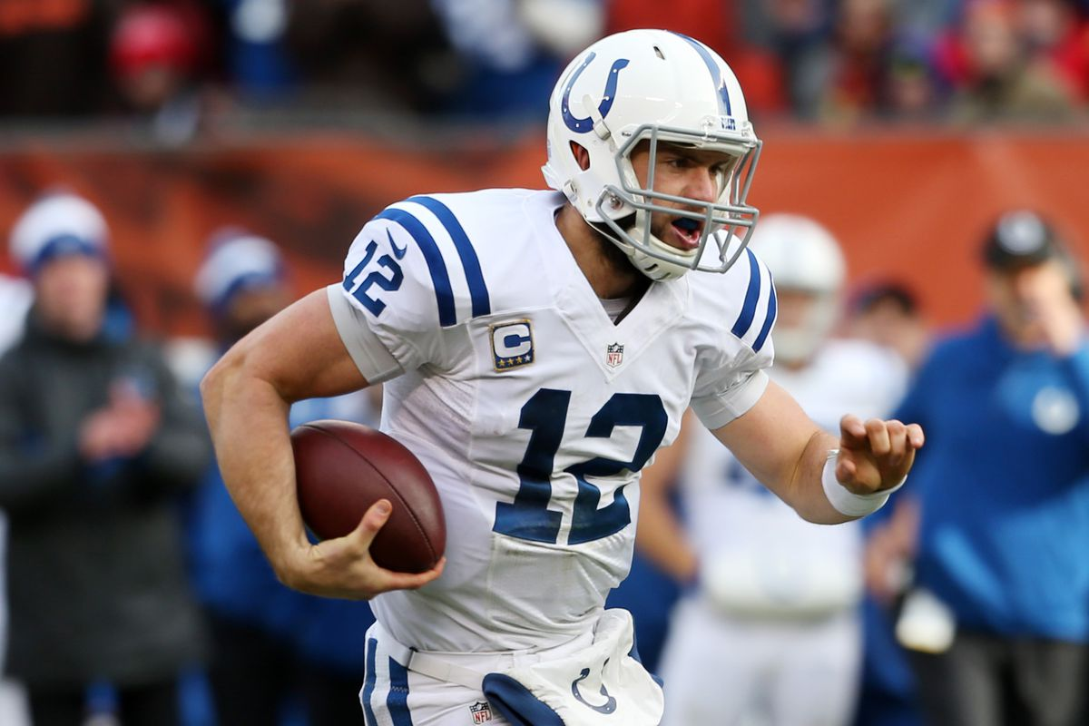 Super Bowl 50 Odds: Colts Have Fourth-Best Odds Post-Draft