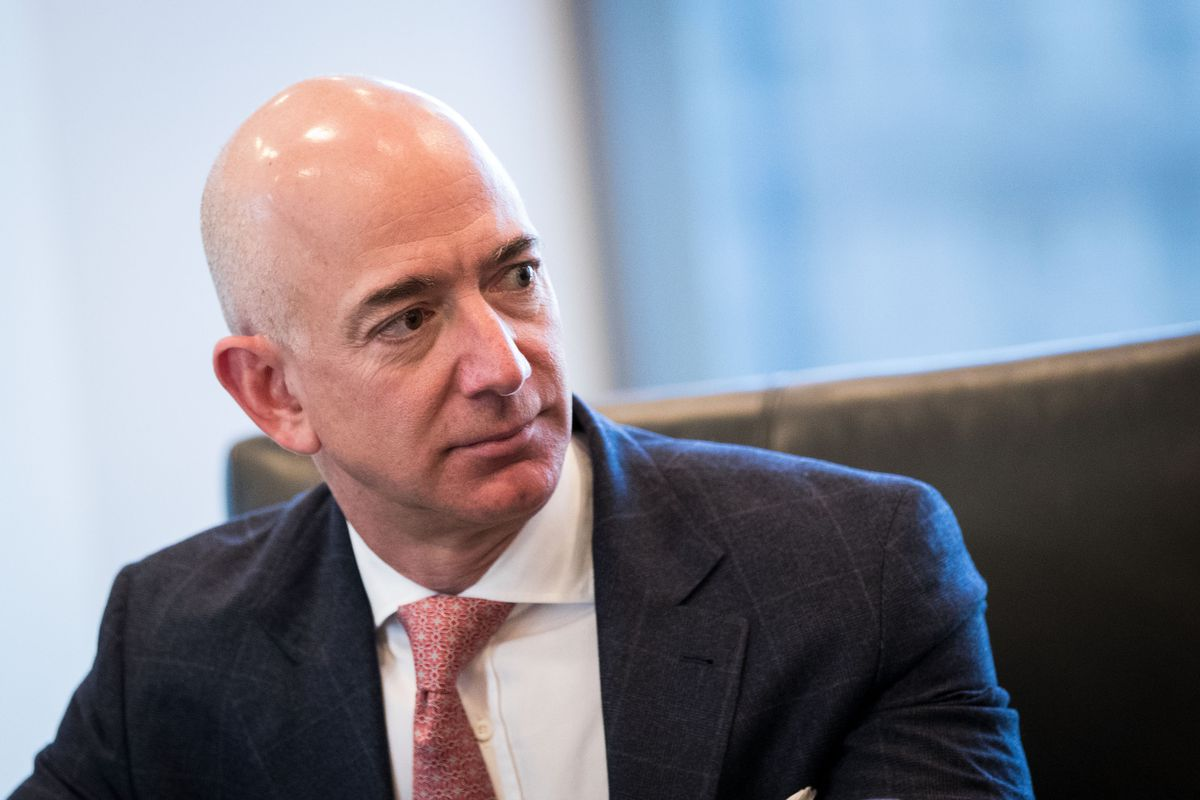 Amazon Ceo Jeff Bezos We Do Not Support Trump Immigration Order