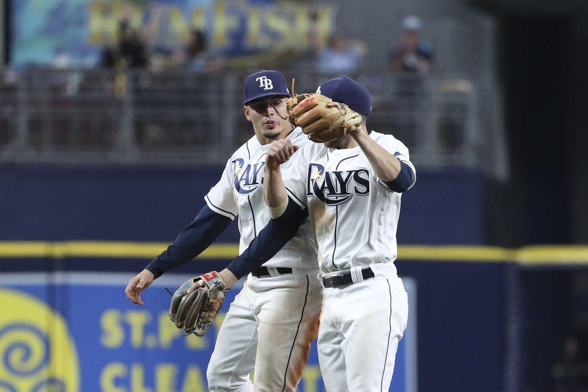 MLB: Arizona Diamondbacks at Tampa Bay Rays