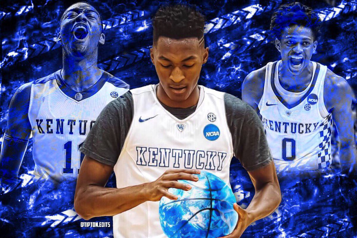 Uk Basketball: College Basketball 2017: Immanuel Quickley To Sign With