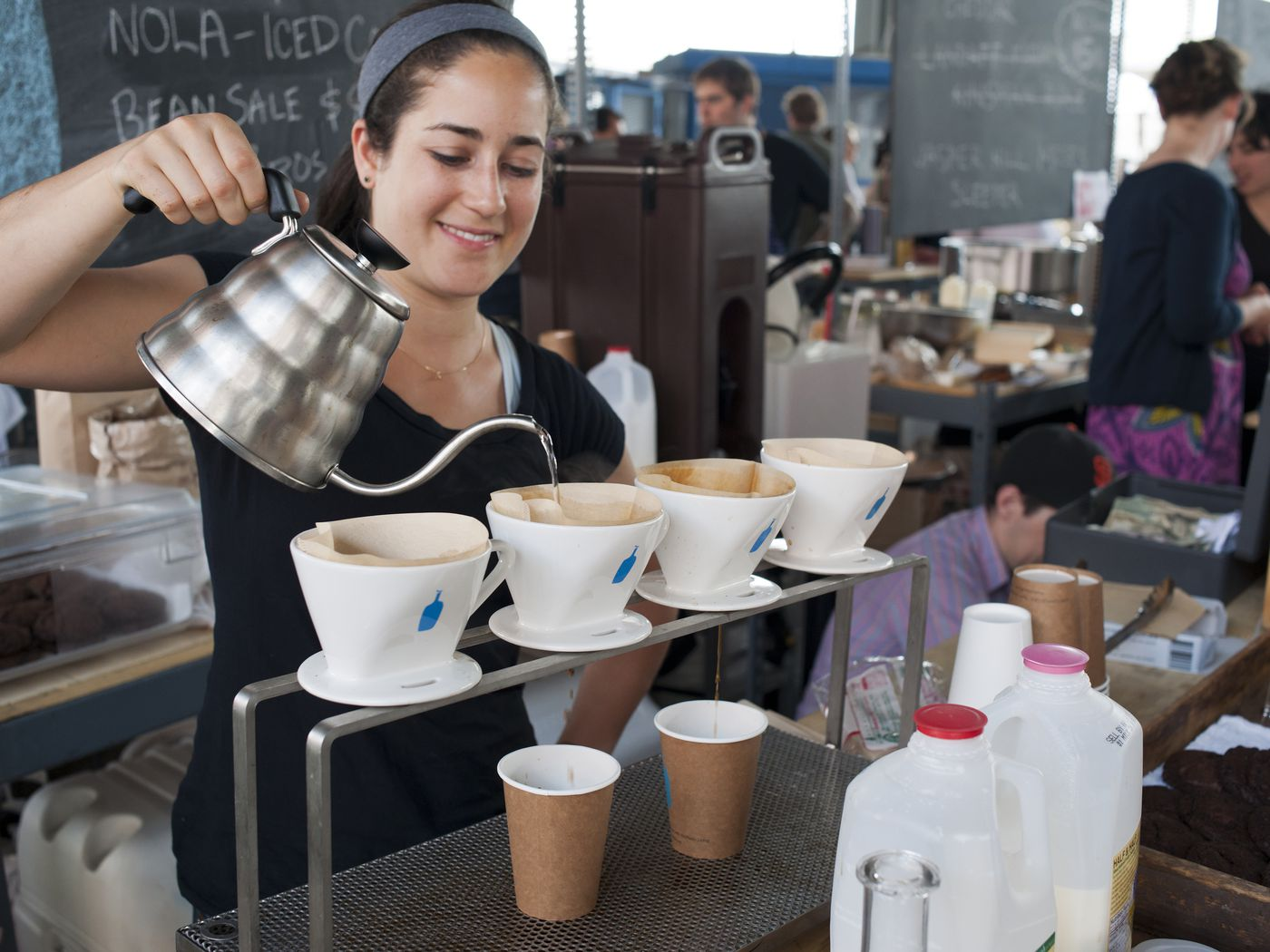 Do People Even Want Pour Over Coffee Anymore Eater