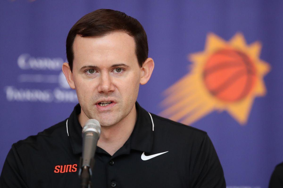Phoenix Suns Introduce 2018 Draft Picks