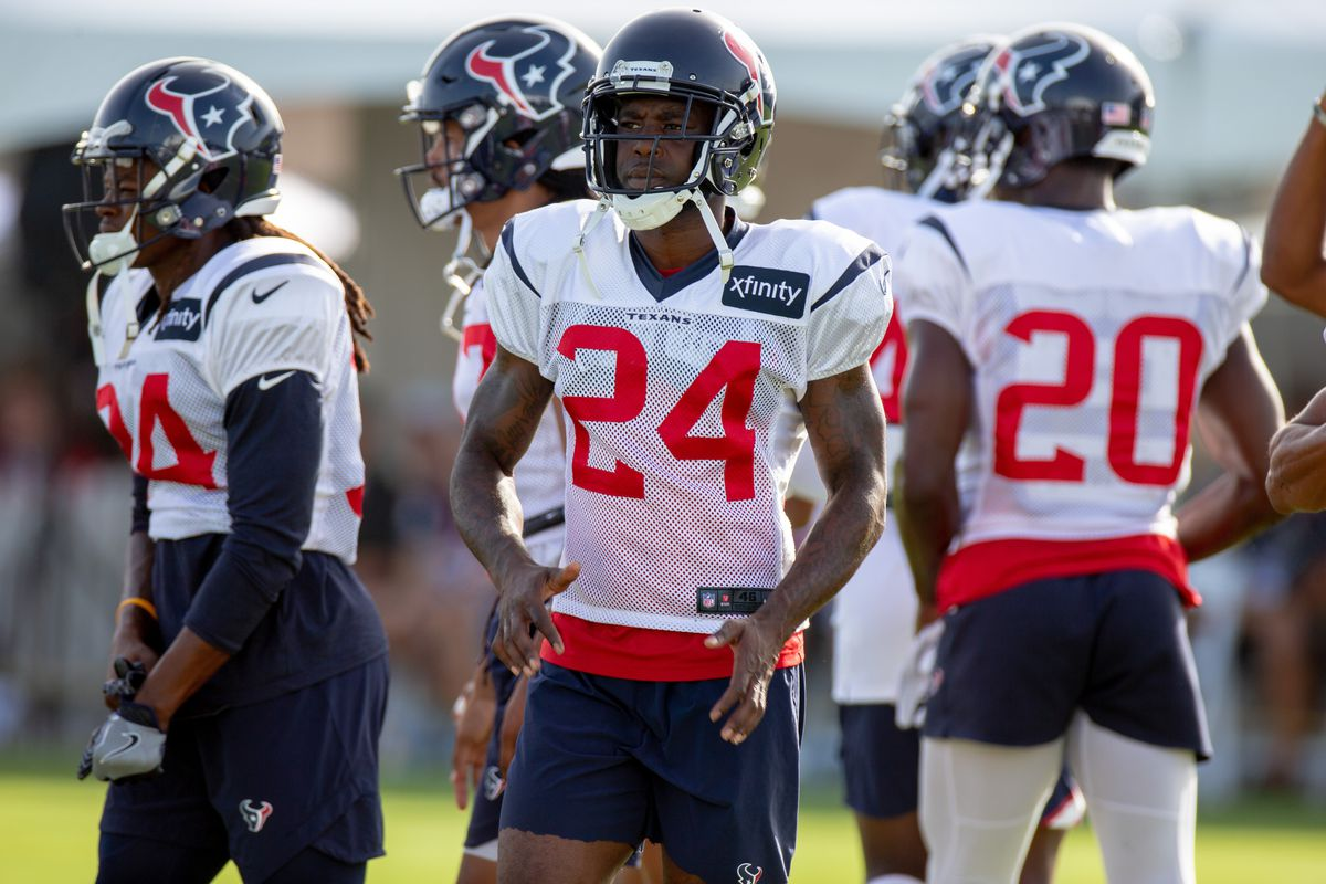 NFL: AUG 14 Texans Training Camp