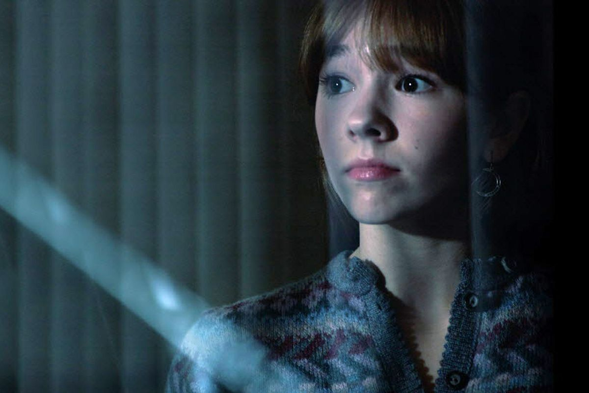Paige Jennings's (Holly Taylor) newfound faith is infuriating her Soviet spy parents. You know, typical teenager problems.