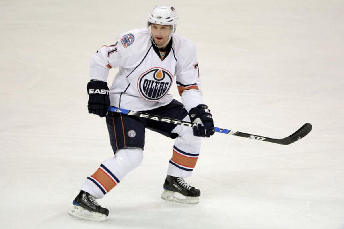 Lubomir Visnovsky will lead the Slovaks into Vancouver in search of an Olympic medal.