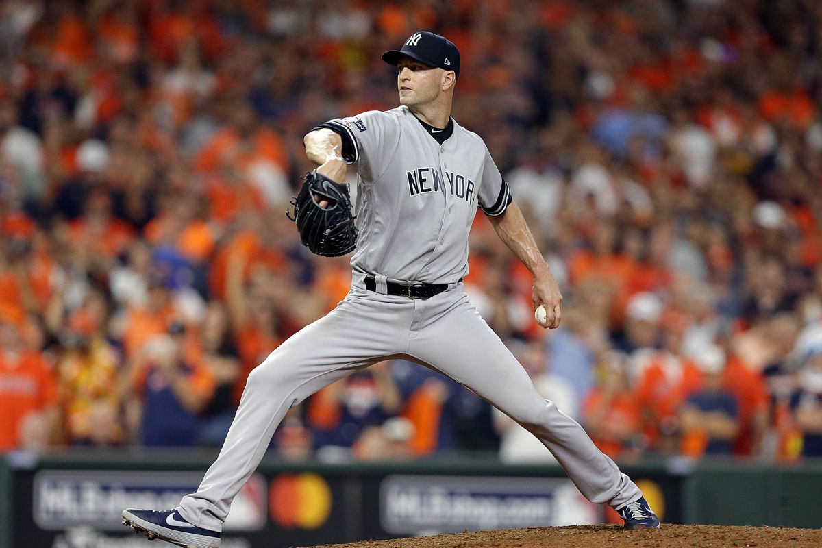 League Championship Series - New York Yankees v Houston Astros - Game Two