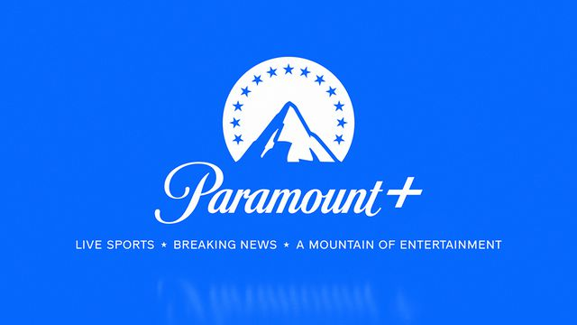 logo of Paramount Plus, which is not a Gulf + Western company