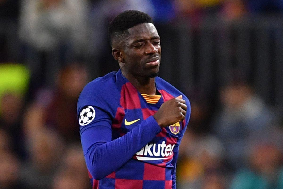 FC Barcelona - Dembele