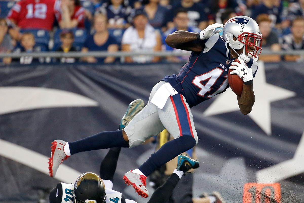 Let's not write Patriots CB Cyrus Jones off as a lost cause quite ...