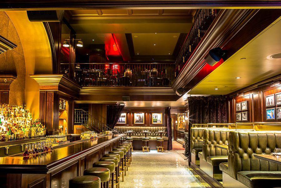 New York's NoMad Bar [Photo: Nick Solares/Eater NY]