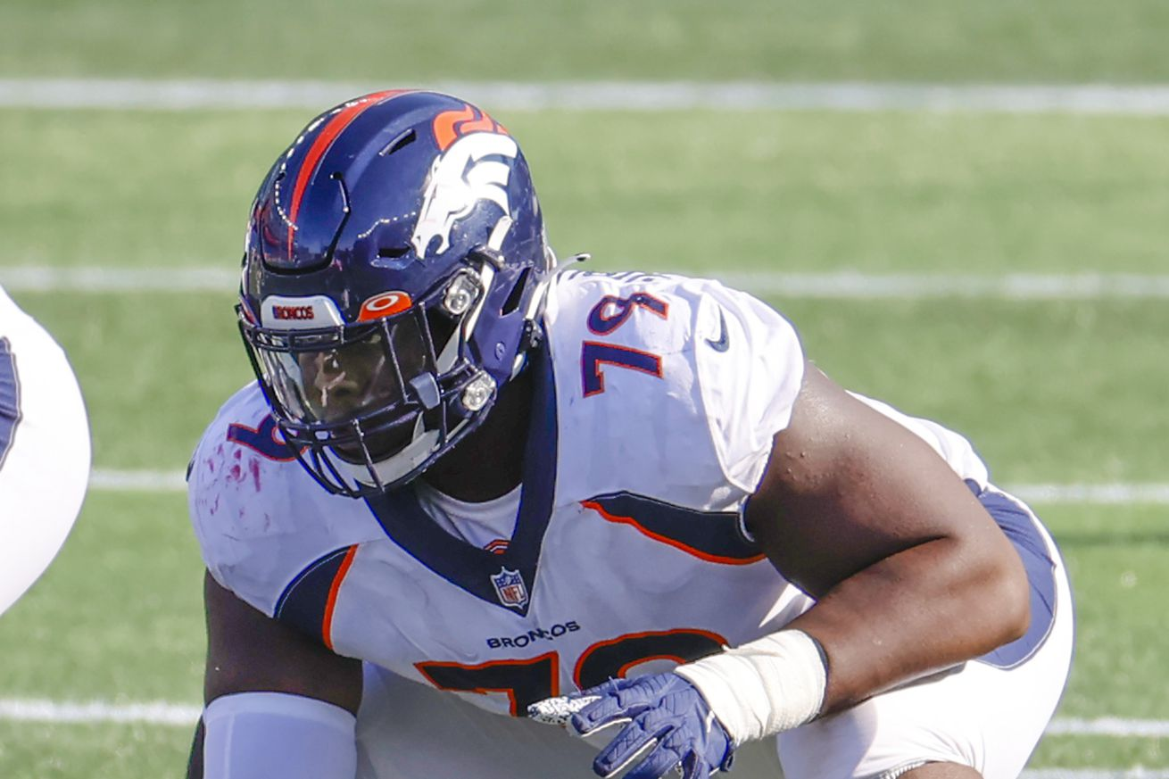 NFL: OCT 18 Broncos at Patriots