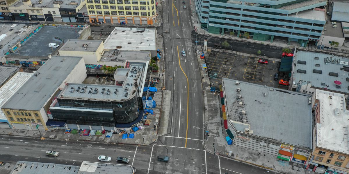 Should all of Skid Row be rezoned strictly for affordable housing?