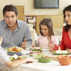 """The dinner table, Cody C. Delistraty wrote, """"can act as a unifier, a place of community."""""""