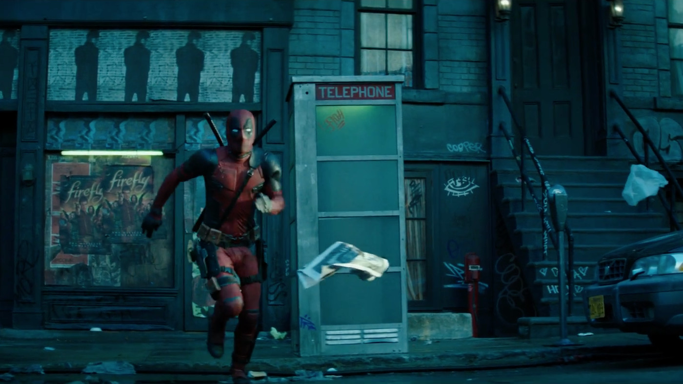 The return of the merc with a mouth: all the trailers, news, and