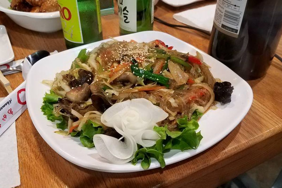 Gogi Korean Restaurant \'Colors Outside the Lines,\' Critic Says ...