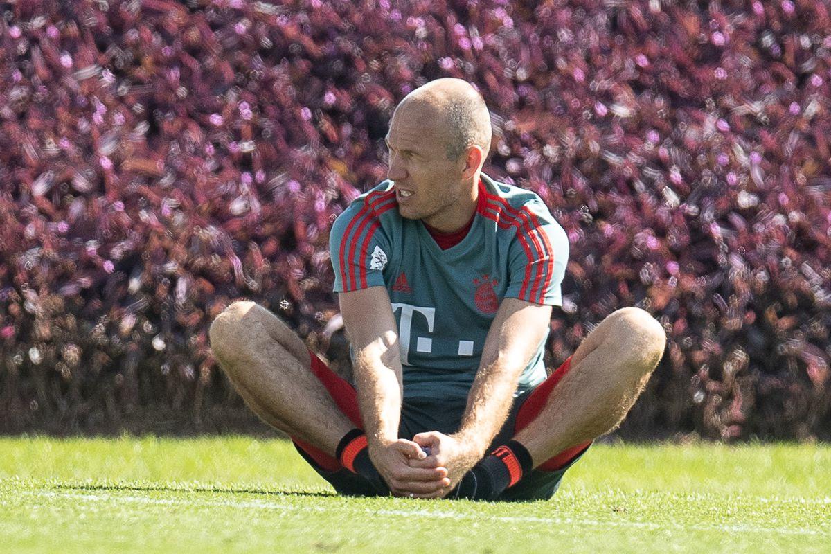 5de4c2444 Bayern Munich legend Arjen Robben has been linked to Inter Milan ...