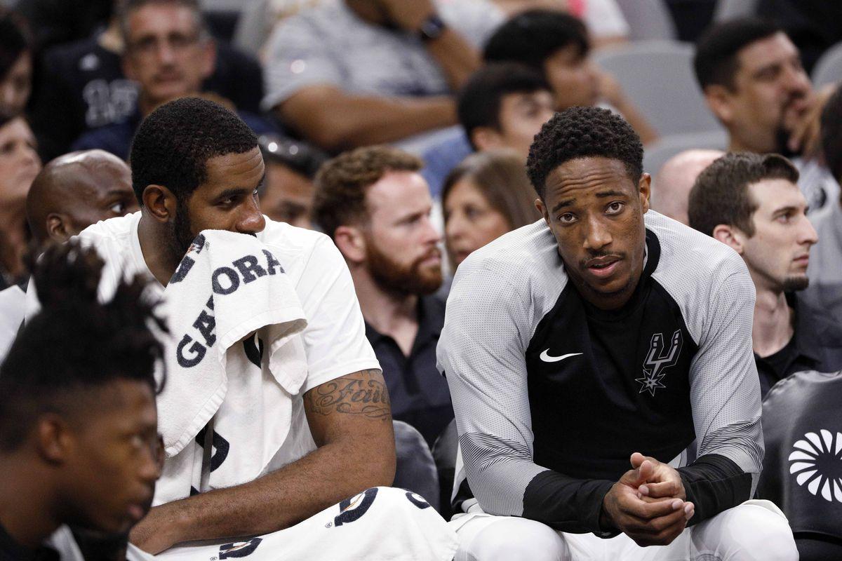 NBA: Preseason-Miami Heat at San Antonio Spurs
