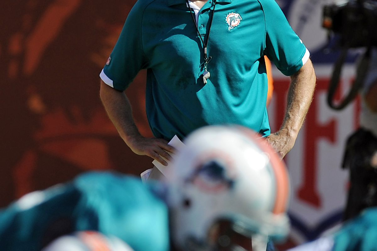 Miami Dolphins head coach Joe Philbin was the star of the first episode of this year's Hard Knocks.