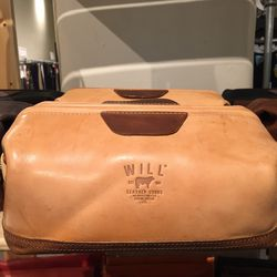 Will Leather Goods pouch, $175 (from $195)