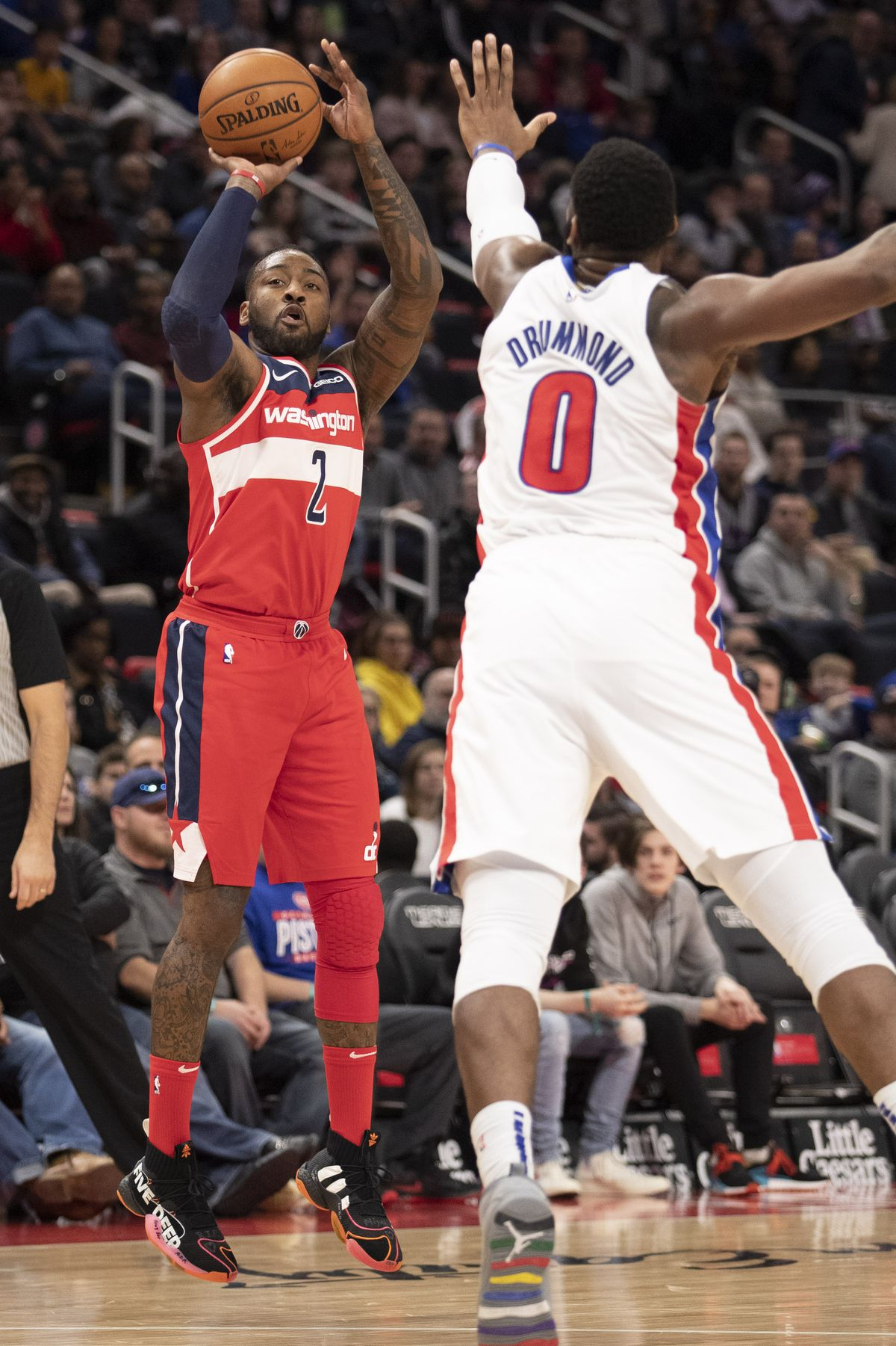 The Detroit Pistons should trade Andre Drummond - Detroit Bad Boys