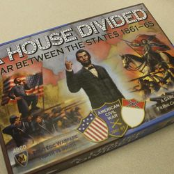 A House Divided, from Mayfair Games, is a strategic wargame set during the U.S. Civil War.