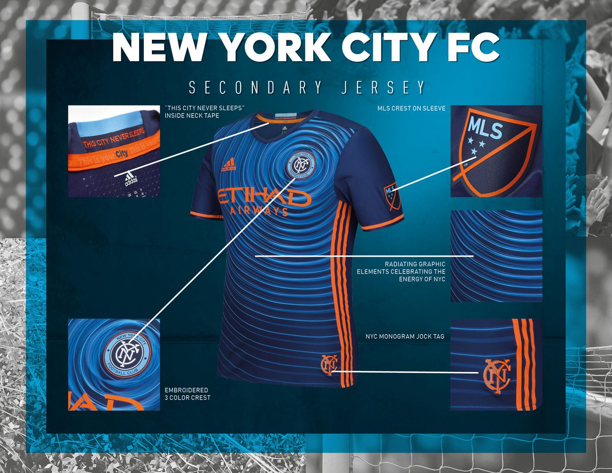 The new secondary kit for 2016