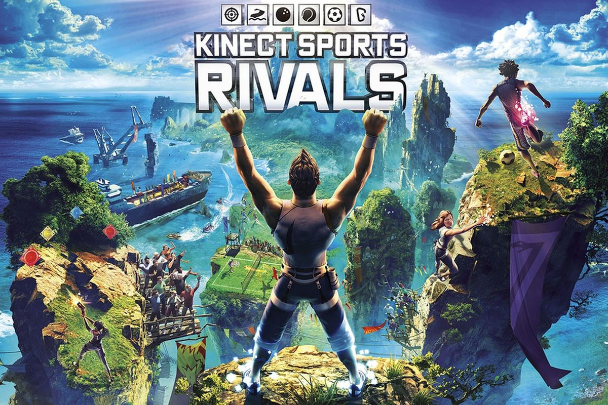 Kinect Sports Rivals is a launch title for Xbox One, coming