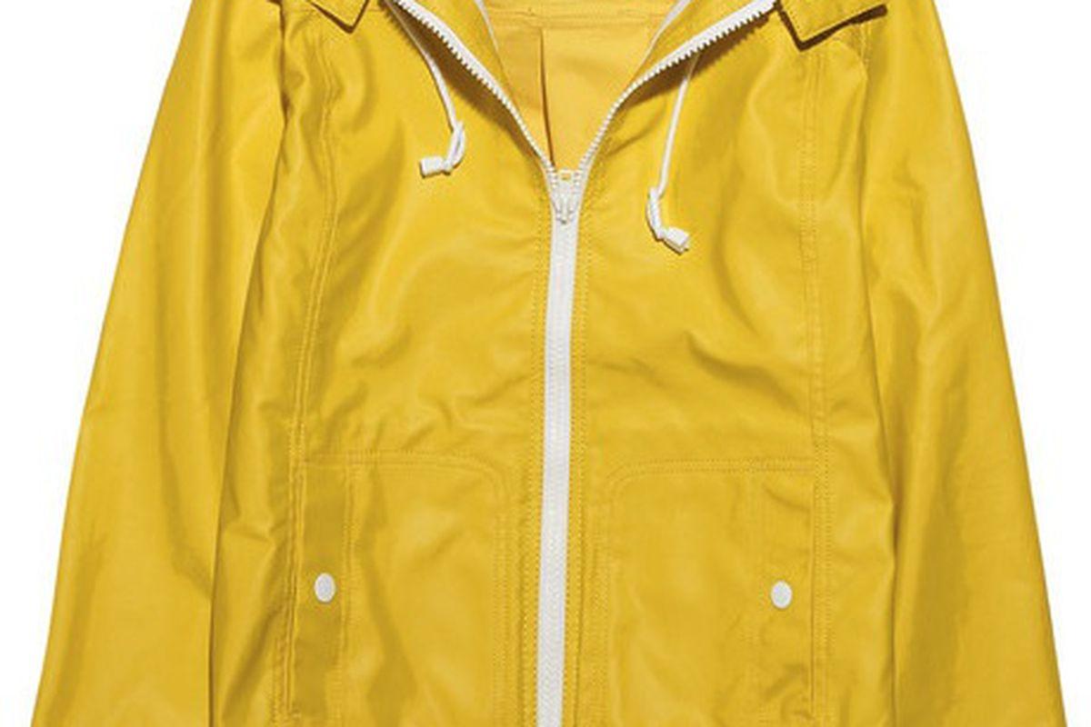 "Last season's Derrymore rainjacket is still full price at <a href=""http://www.net-a-porter.com/product/95702#"">Net-a-Porter</a>"