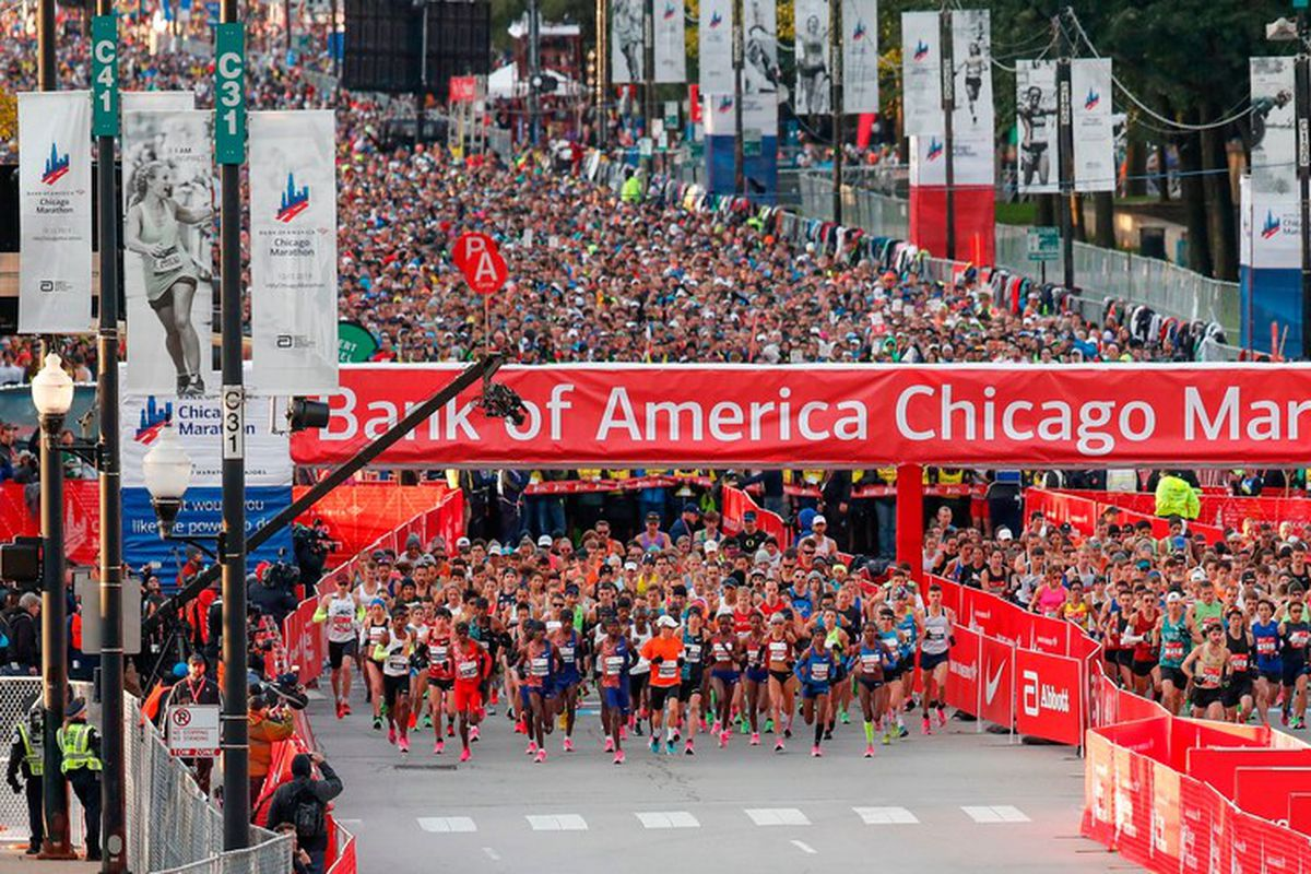 Chicago Marathon 2019 results: Lawrence Cherono, Brigid Kosgei win elite titles