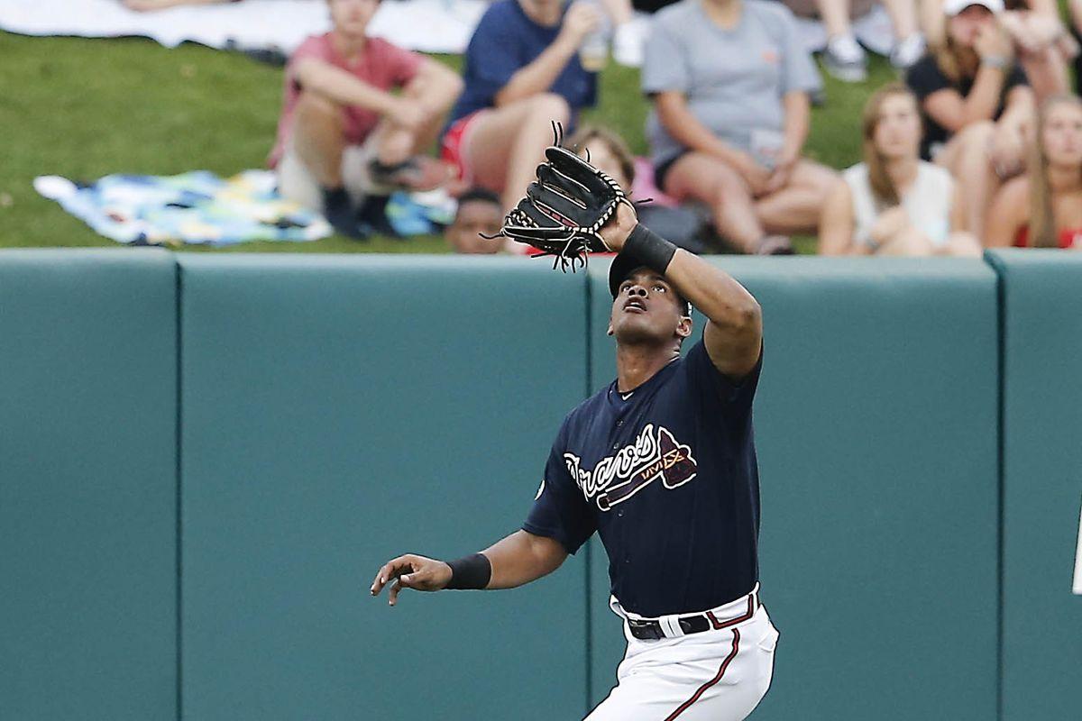 MLB: Spring Training-Philadelphia Phillies at Atlanta Braves