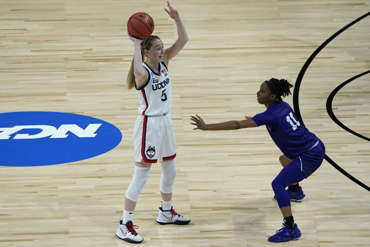 NCAA Womens Basketball: High Point at Connecticut