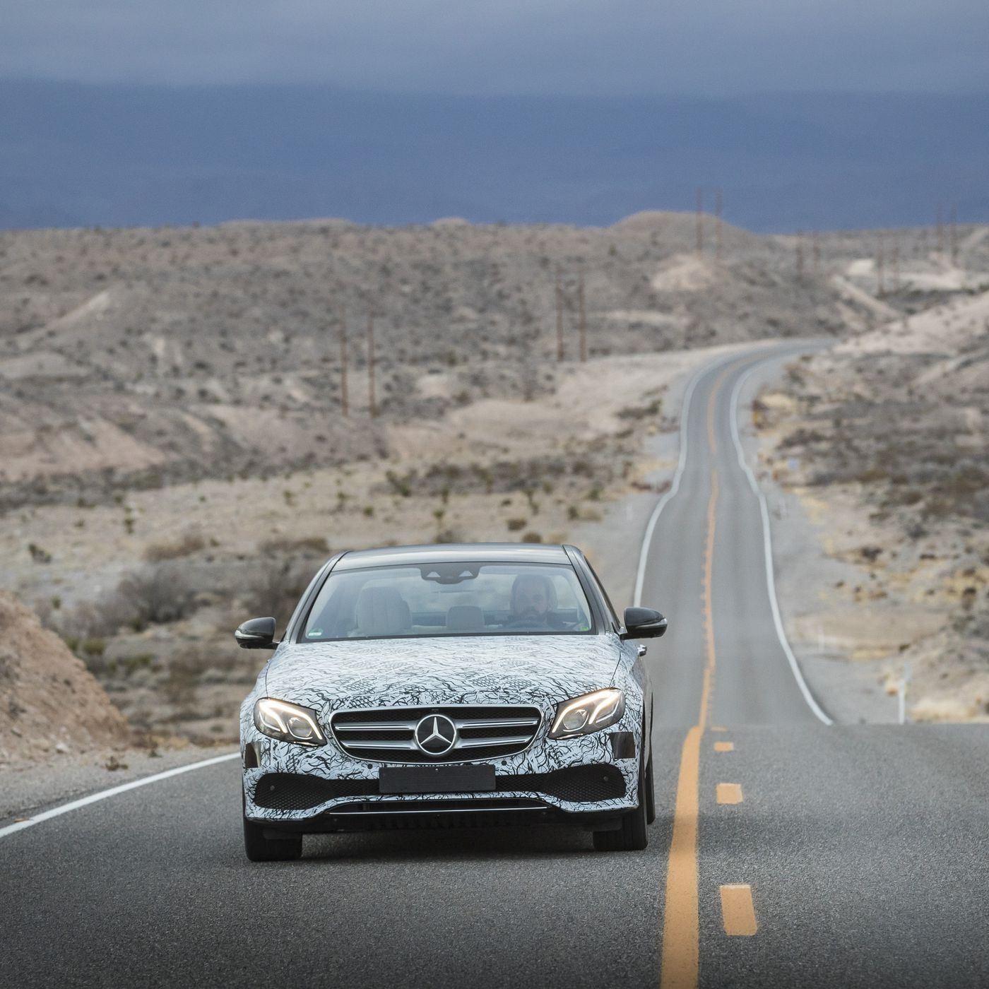 Mercedes will give Tesla's Autopilot its first real competition this