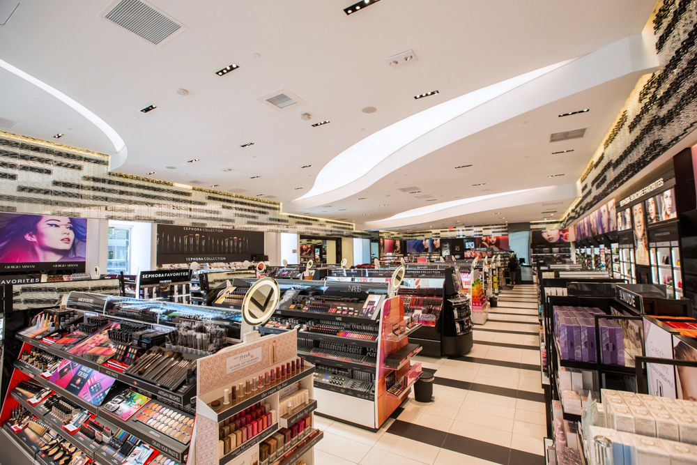 Inside Sephora's Spectacular Standalone Store in Beverly Hills
