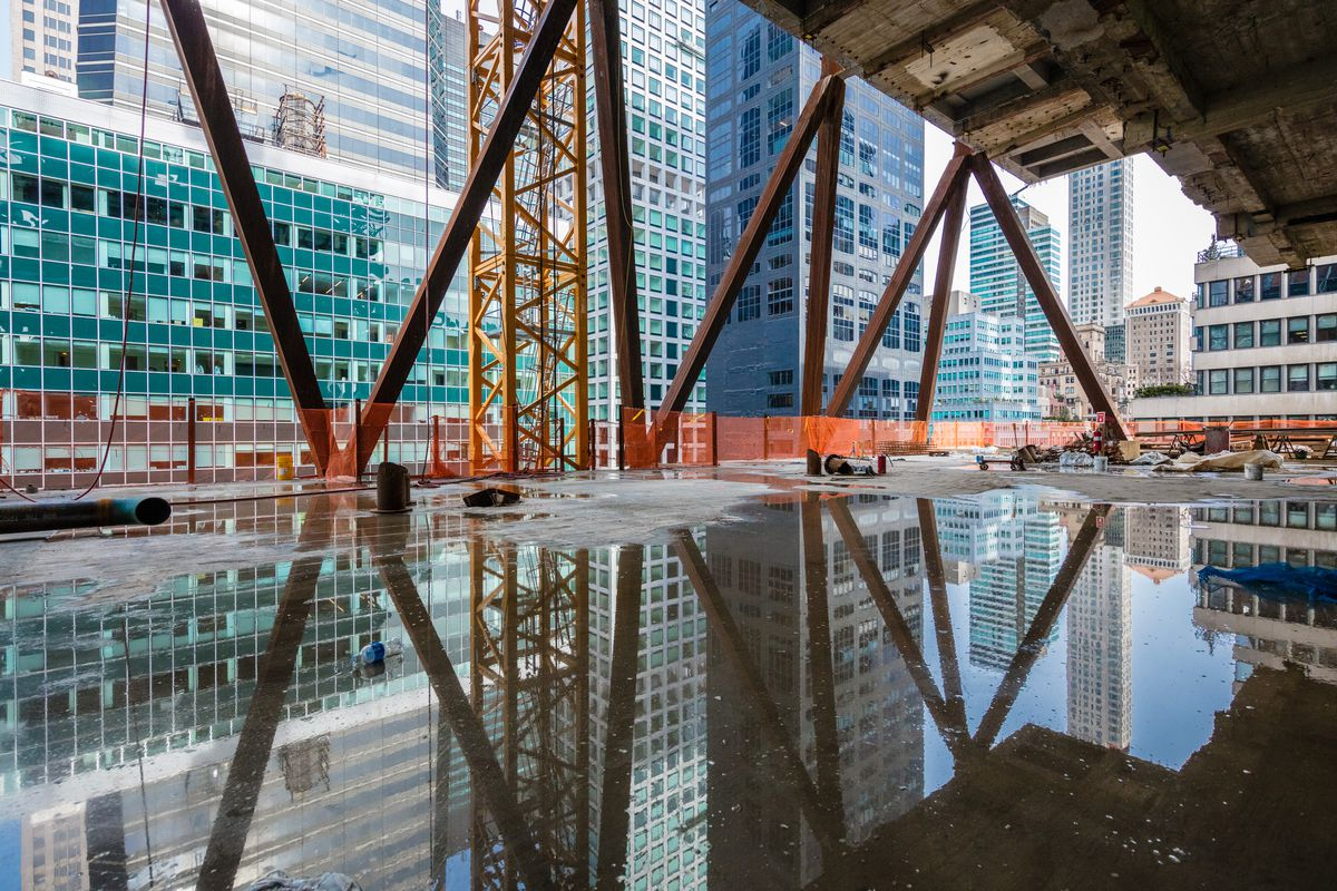 norman foster office. Norman Foster\u0027s Park Avenue Office Tower Is On The Rise [Curbed] Foster A