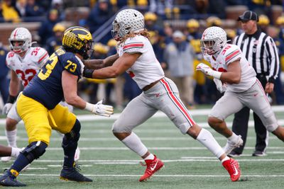 COLLEGE FOOTBALL: NOV 30 Ohio State at Michigan