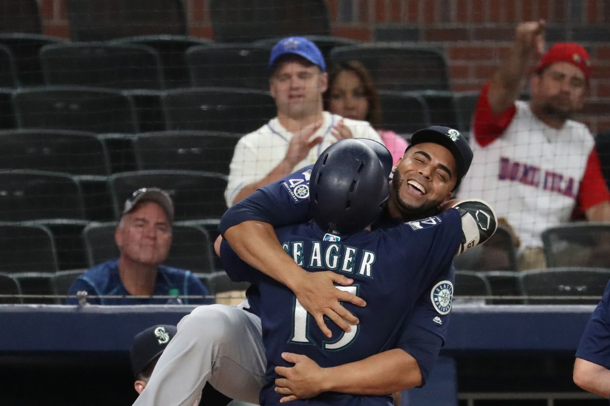 MLB: Seattle Mariners at Atlanta Braves