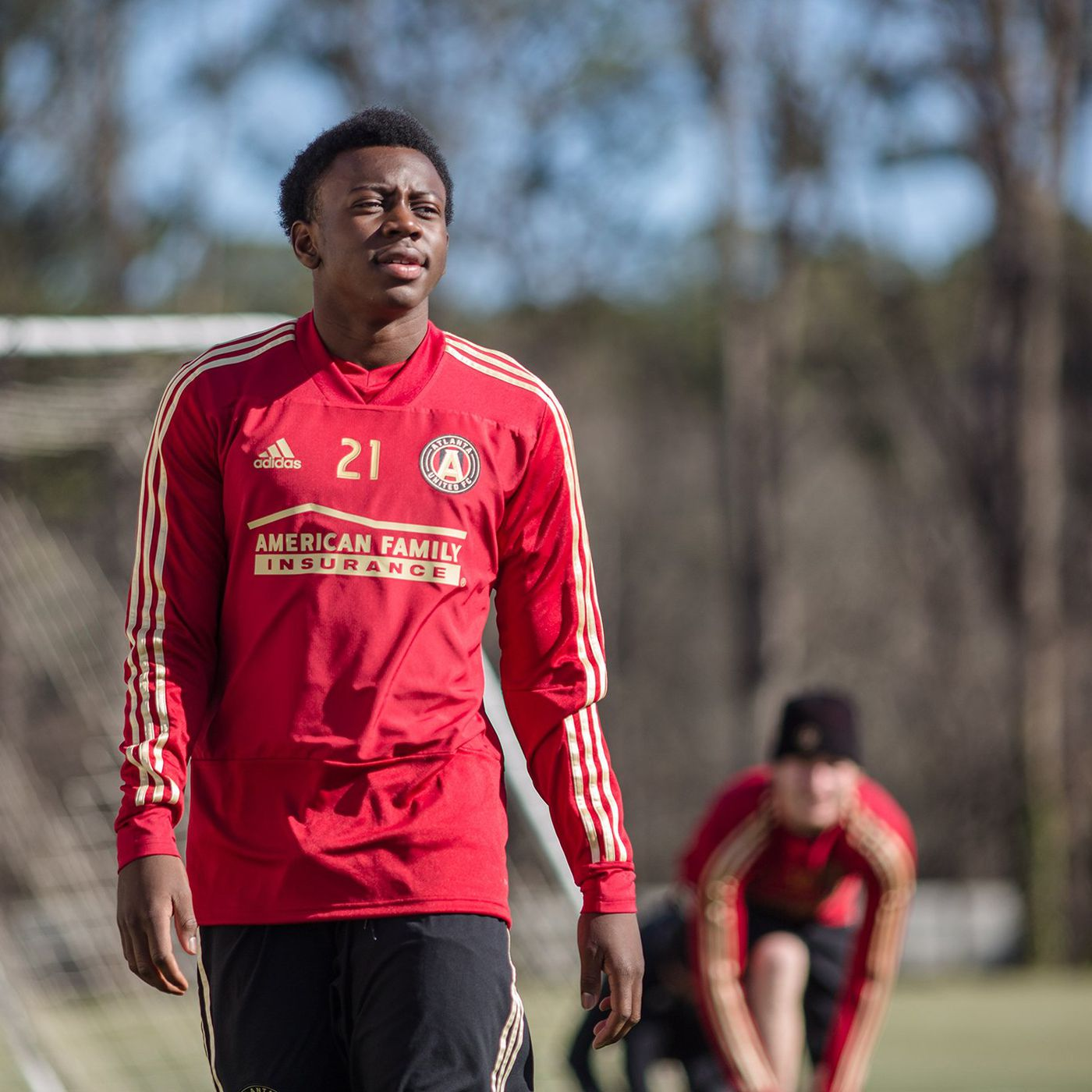0e64f3c07 George Bello  Atlanta United s 16-year-old wonderkid on the brink of a  breakthrough