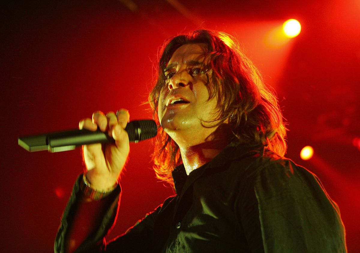 Scott Stapp Performs At The Joint In Las Vegas
