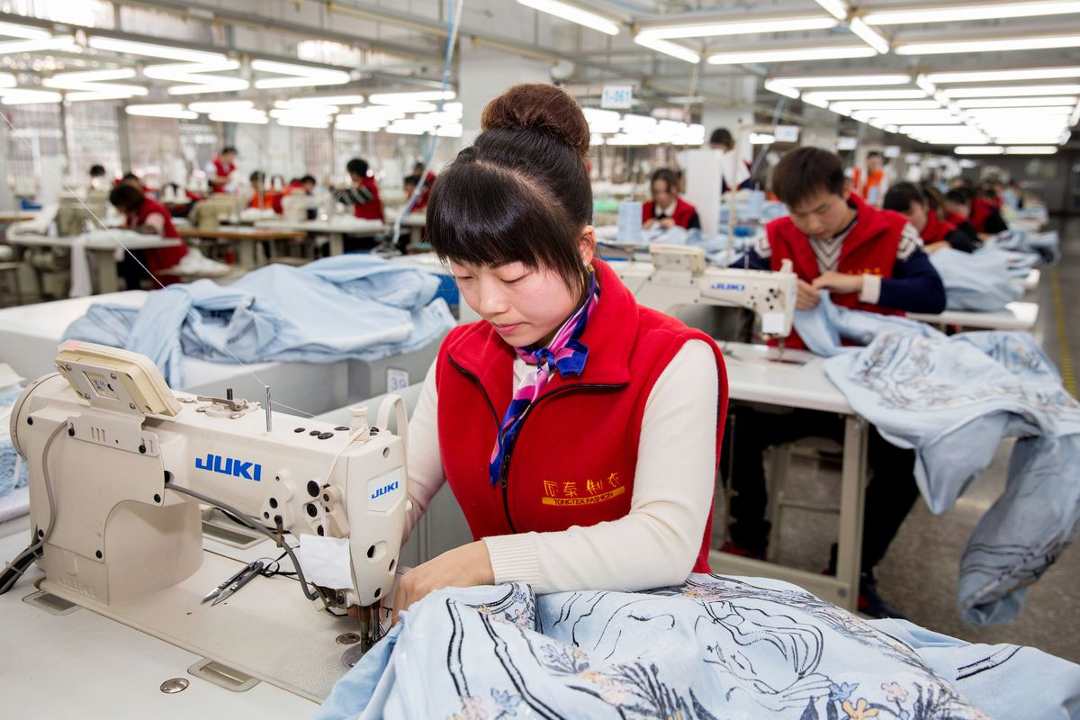 Why Is It So Hard for Clothing Manufacturers to Pay a Living Wage? - Vox