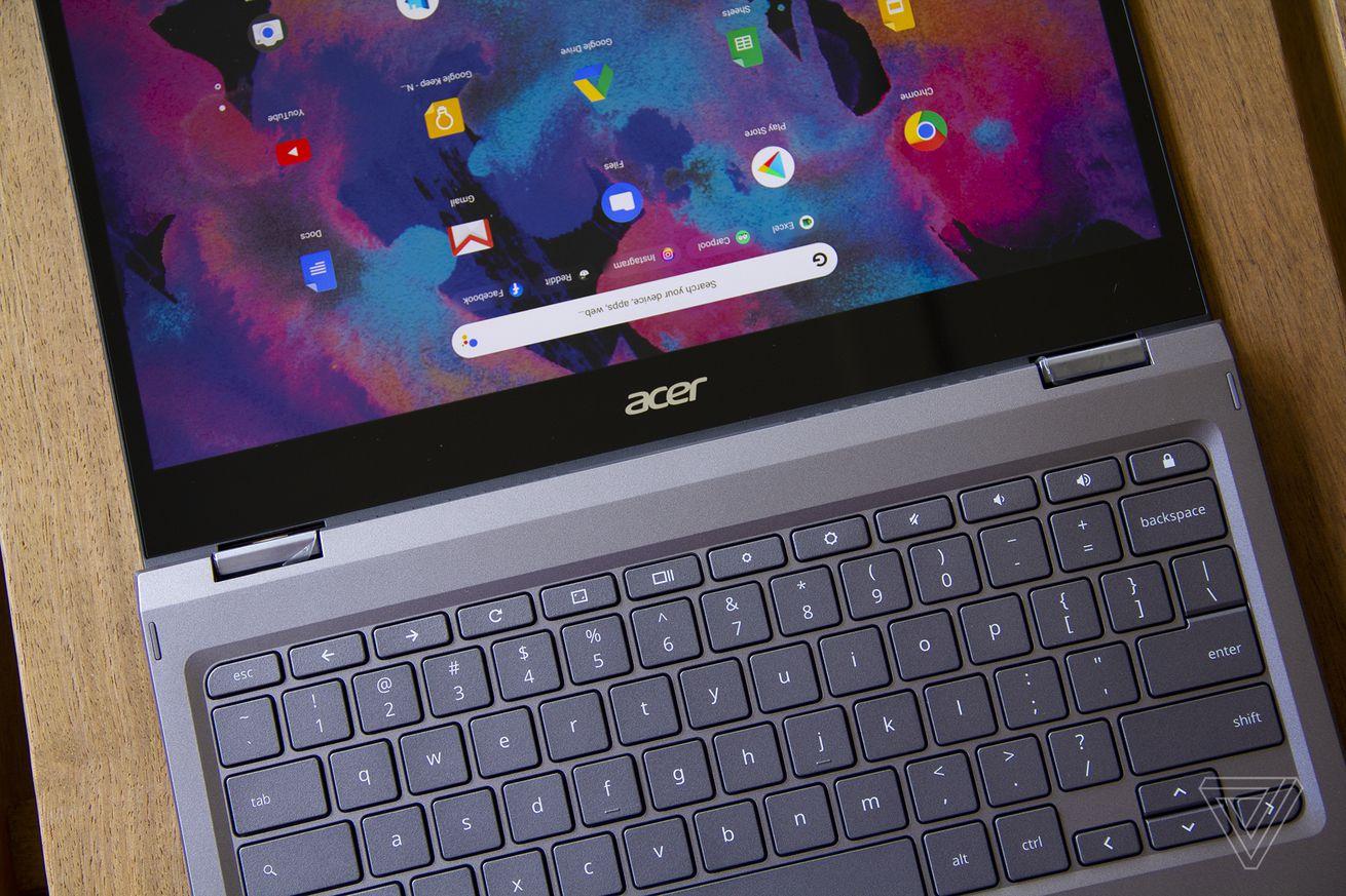 Best Chromebooks 2020: Acer Chromebook Spin 713